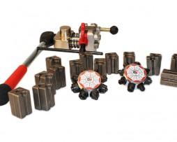 Brake Flare Tool Kit works on Stainless (SAE   AN JIC)
