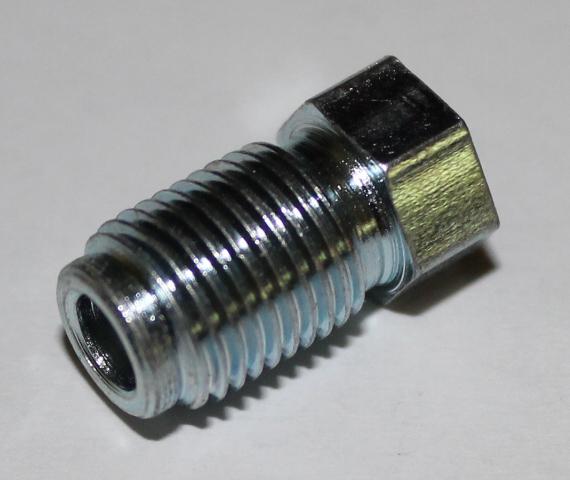M12 Male Steel Brake Unions