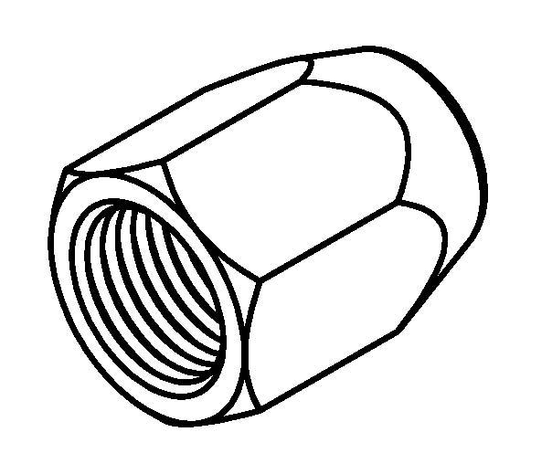 brake line fitting female m10 x 1mm 3  16
