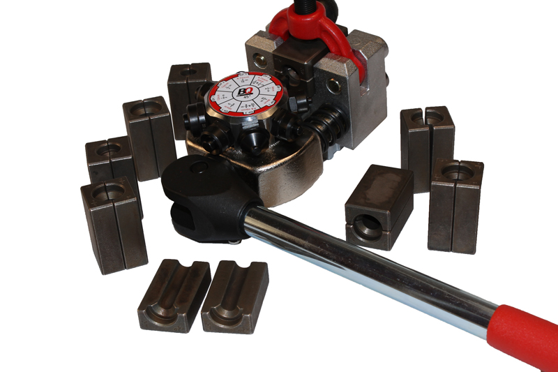 Brake Line Repair Kit >> Brake Flare Tool Kit works on Stainless (SAE)